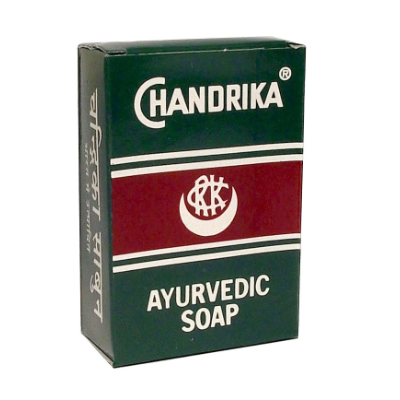 Chandrika Ayurvedic Vegetable Soap Bar 75g