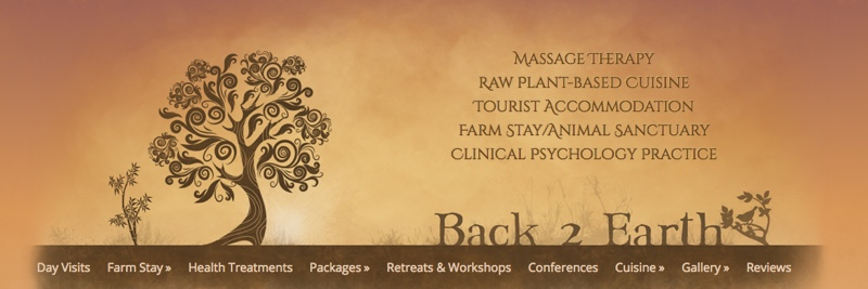 Back 2 Earth Organic Farm Stay -