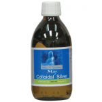 Allan K Sutton's My Colloidal Silver Glass 300ml