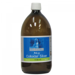 Allan K Sutton's My Colloidal Silver Glass 1100ml