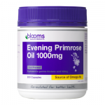 Blooms Health Products Evening Primrose Oil 1000mg 200c