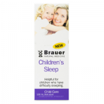 Brauer Natural Medicine Baby & Child Sleep 100ml