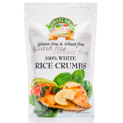 Casalare White Rice Crumbs 330g