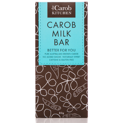 The Carob Kitchen Carob Milk Bar 80g