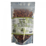 Carwari Organic Dry Roasted Almonds 200g