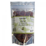 Carwari Organic Tamari Roasted Almonds 200g