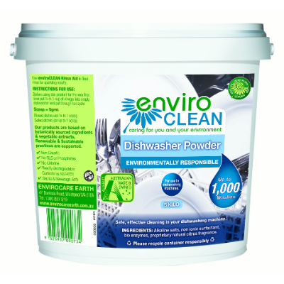 EnviroClean Dishwasher Powder 5kg