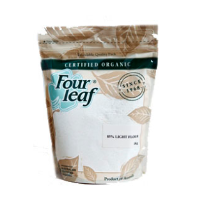 Four Leaf 85% Light Flour 1kg
