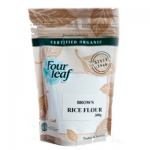 Four Leaf Brown Rice Flakes 800g