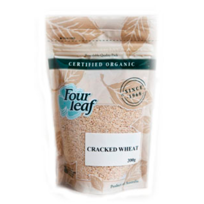 Four Leaf Cracked Wheat 300g