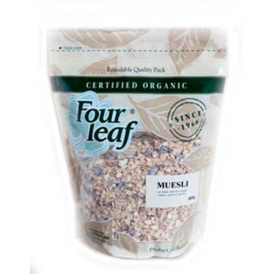 Four Leaf Muesli 800g
