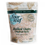 Four Leaf Rolled Oats Original Style 800g