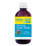 Herbs of Gold Alcohol Free Liver Tonic 200ml