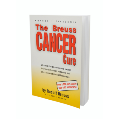 Hilde Hemmes The Breuss Cancer Cure Book R. Bruess