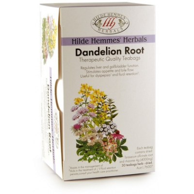 Hilde Hemmes Herbal's Dandelion Root 30s Tea Bags