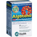 ICL Health Algotene Red Phytoplankton 60vc
