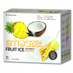 Smooze Fruit Ice Coconut & Pineapple 8 x 65ml