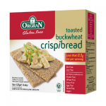 Orgran Good For You Buckwheat Crispibread 125g
