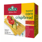 Orgran Good For You Corn Crispibread 125g