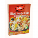 Pattu Mixed Veges in Korma Sauce 285g