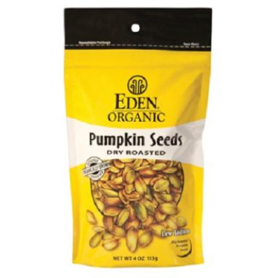Eden Organics Pumpkin Seeds Roasted 113g