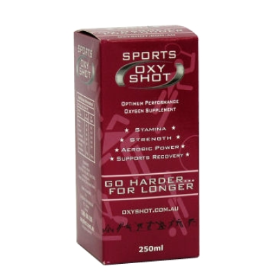 Reach for Life Sports Oxyshot 250ml