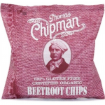 Thomas Chipman Beetroot Chips 75g