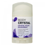 The Body Crystal Roll-On Fragrance Free 80ml