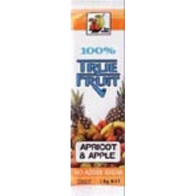 True Fruit Apricot & Apple MultiPack 6 x 20g