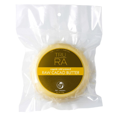 Big Tree Organic Cacao Butter 250g