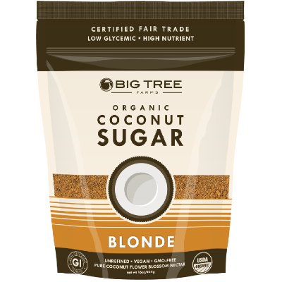 Big Tree Organic Coconut Sugar 454g