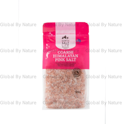 Earth Salt Himalayan Pink Salt Rock 500g
