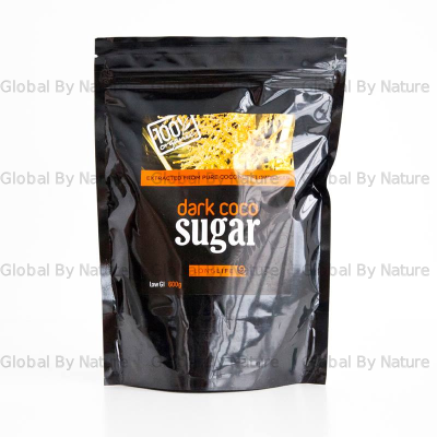 LongLife Health Dark Coconut Sugar Org Pouch 600g