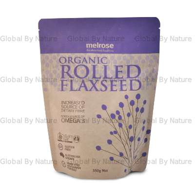 Melrose Melrose Rolled Flaxseed 350g