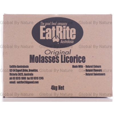 EatRite Molasses Licorice Natural 4kg