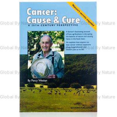 Percy's Powder Cancer Cause & Cure Book Percy Weston