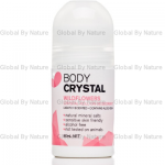 The Body Crystal Roll-On Wildflowers 80ml