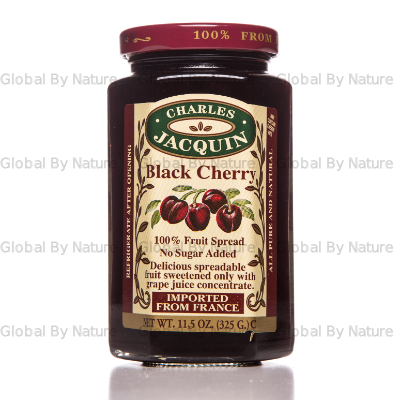 Charles Jacquin Fruit Spread Black Cherry 325g