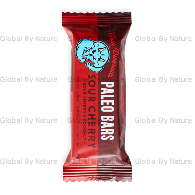 Blue Dinosaur Paleo Bar Sour Cherry 45g