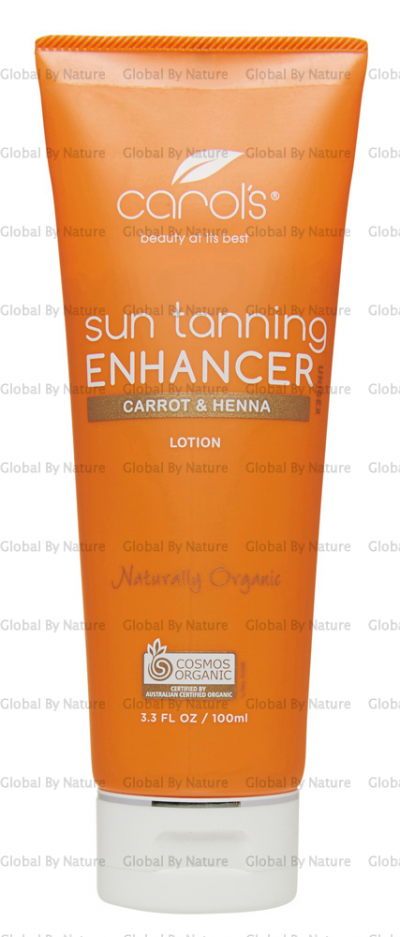 Carols Beauty Sun Tanning Enhancer Lotion 100ml