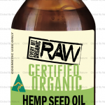 EBO RAW Hempseed Oil 100ml