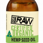 EBO RAW Hempseed Oil 200ml