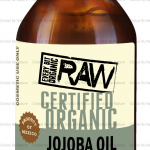 EBO RAW Jojoba Oil 100ml