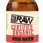EBO RAW Rosewater 200ml