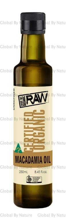 EBO RAW Macadamia Oil 250ml