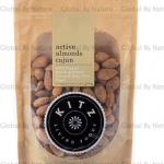 Kitz Living Foods Active Almonds Cajun 150g