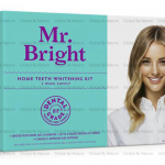 Mr Bright Home Teeth Whitening Kit Zip Case (3 week supply)